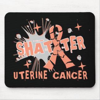 Shatter Uterine Cancer Mousepad
