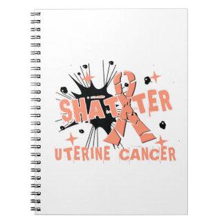 Shatter Uterine Cancer Notebook