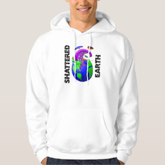 Shattered Earth Hoodies