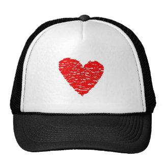 Shattered Heart Cap