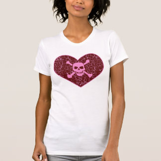 Shattered Heart Gothic Tank Top