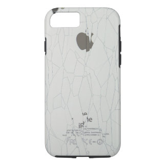 Shattered iPhone 7 (1) iPhone 7 Case