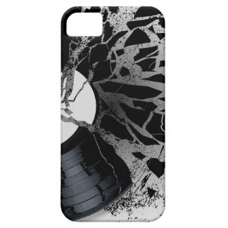 Shattered Record Case For The iPhone 5