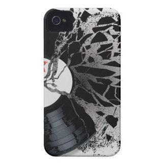 Shattered Record iPhone 4 Covers