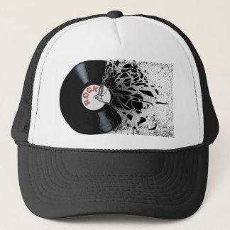 Shattered Record Trucker Hat
