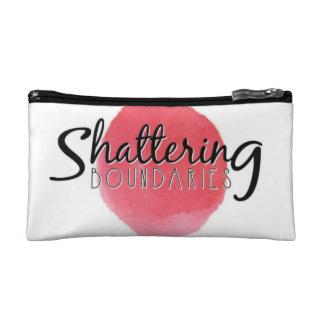 ShatteringBoundaries Cosmetic Bag