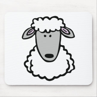 Shaun the Sheep Cute Cartoon Animal Mouse Pad