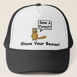 Shave A Forest? Trucker Hat