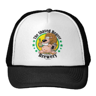 Shaved Beaver Brewery Cap