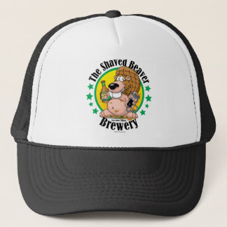 Shaved Beaver Brewery Trucker Hat