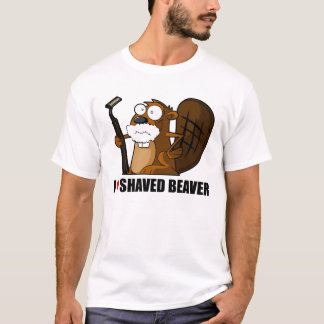 Shaved Beaver T-Shirt