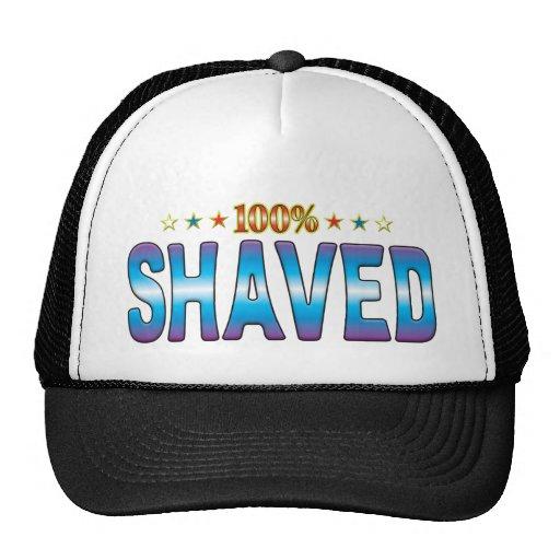 Shaved Star Tag v2 Hat