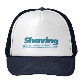 Shaving Trucker Hat