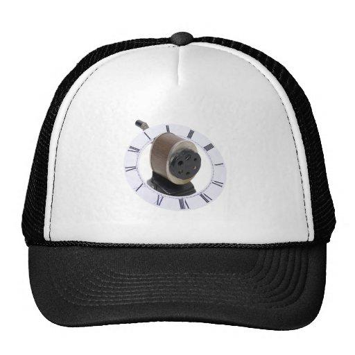 ShavingTime071709 Mesh Hat
