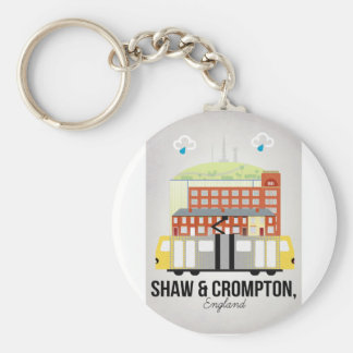 Shaw and Crompton Key Ring