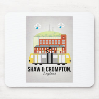 Shaw and Crompton Mouse Mat