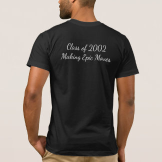 Shaw Homecoming 2017 Black T-Shirt