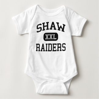 Shaw - Raiders - High School - Columbus Georgia Baby Bodysuit