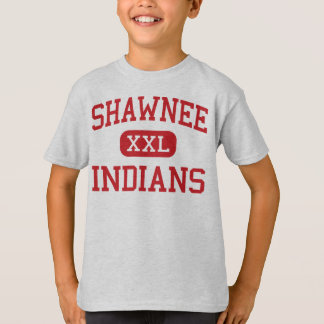 Shawnee - Indians - Middle School - Lima Ohio T-Shirt