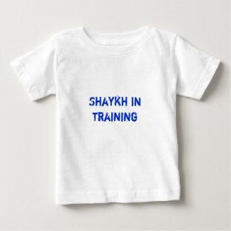 Shaykh in training tshirt