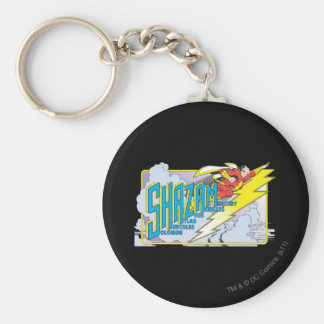 Shazam Acronym 2 Key Ring