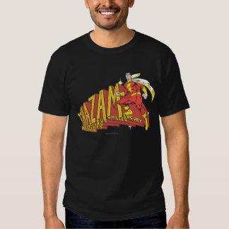 Shazam Acronym Tee Shirts