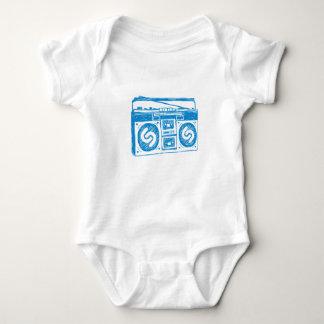 Shazam Boombox Shirts
