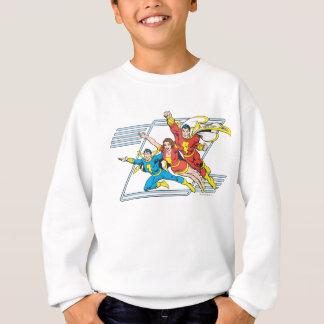 SHAZAM Family Sweatshirt