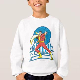 SHAZAM in Fight Stance Sweatshirt