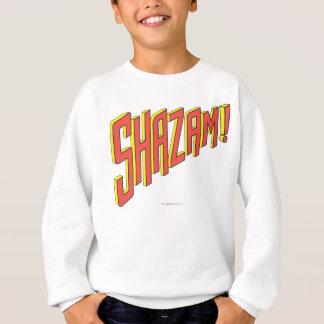 Shazam Logo Red/Yellow Sweatshirt