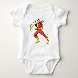 Shazam Ready to Fight Baby Bodysuit