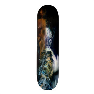 She 19.7 Cm Skateboard Deck