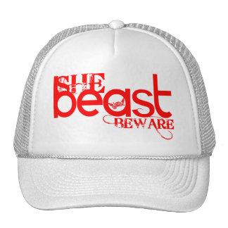 She Beast Trucker Cap