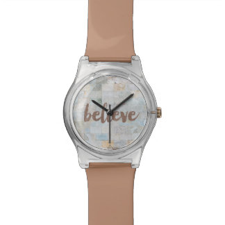 She Believed Graffiti Watch