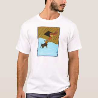 She Caught Toto By The Ear T-Shirt