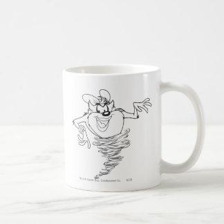She-Devil Black and White Basic White Mug