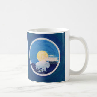She Dreams Buffalo mug