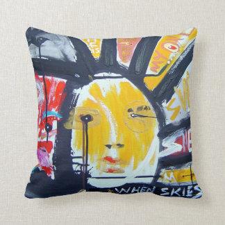 she is my sunshine throw cushion