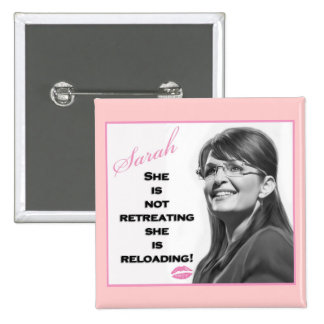 She is not retreating she is reloading pin