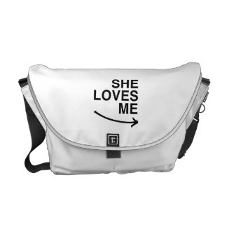 She loves me (right).png courier bags