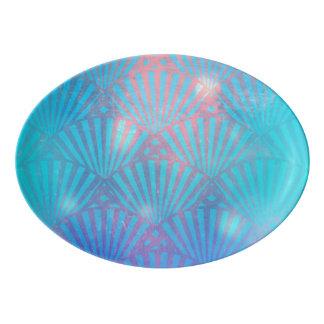 She Loves Seashells Porcelain Serving Platter