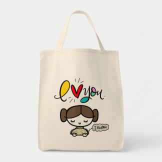 She Loves Tacos,  hand lettered Tote Bag