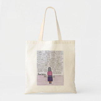 She Persisted (Ageism) Tote Bag