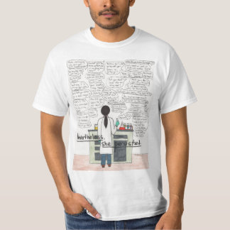 She Persisted (STEM) T-Shirt