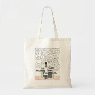 She Persisted (STEM) Tote Bag