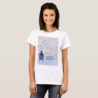 She Persisted (Wheelchair) T-Shirt