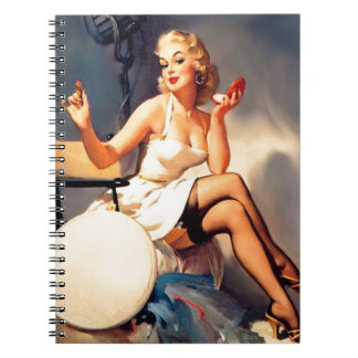 She s a Starlet Pin Up Girl Journals