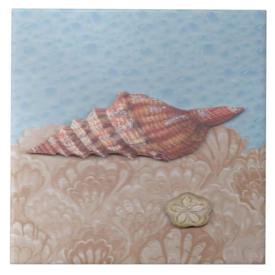 She sells, sea shells tile