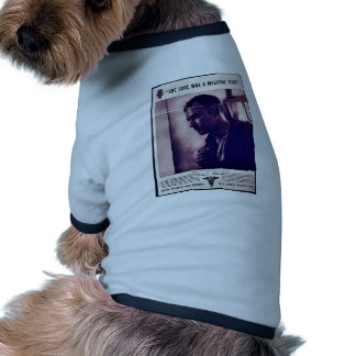 She Sure Was A Welcome Sight Doggie T Shirt