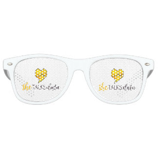 She Talks Data Party Glasses
